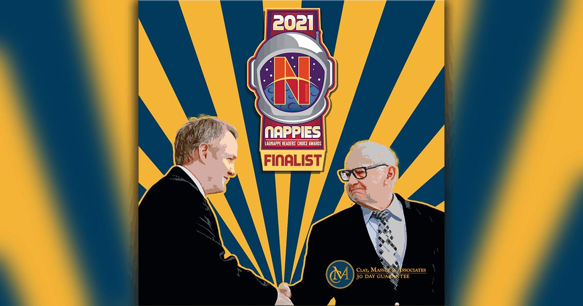 2021 Nappies Finalists | Clay, Massey & Associates